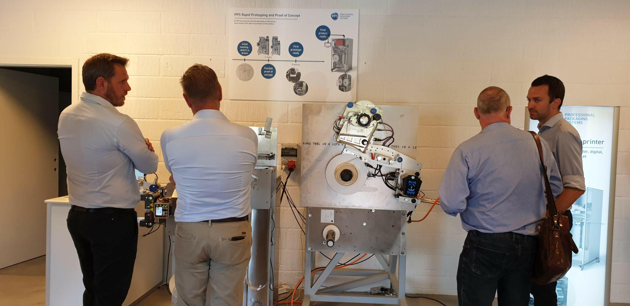PPS seminar om automatisering og robotter